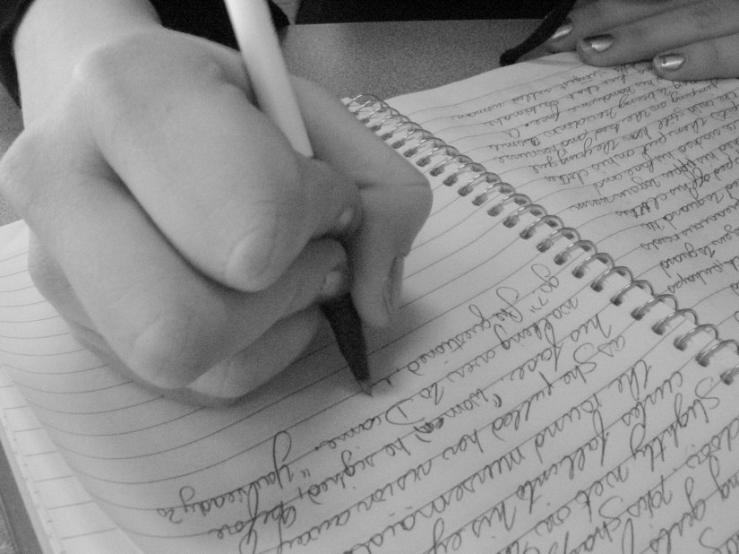 Writing to Promote Wellbeing